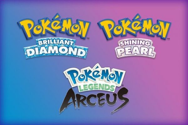 Pokémon Legends: Arceus' y los remakes de 'Pokémon Diamante' y 'Pokémon Perla' ya disponibles